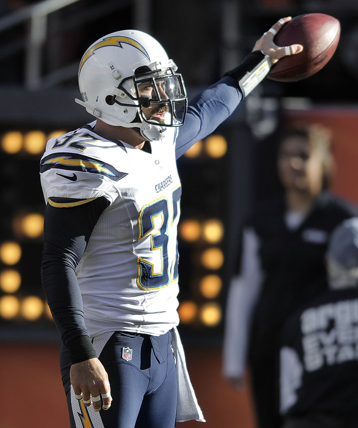 San Diego Chargers Coaches History: Chargers 2012 Team Voted Awards – Weddle Is MVP