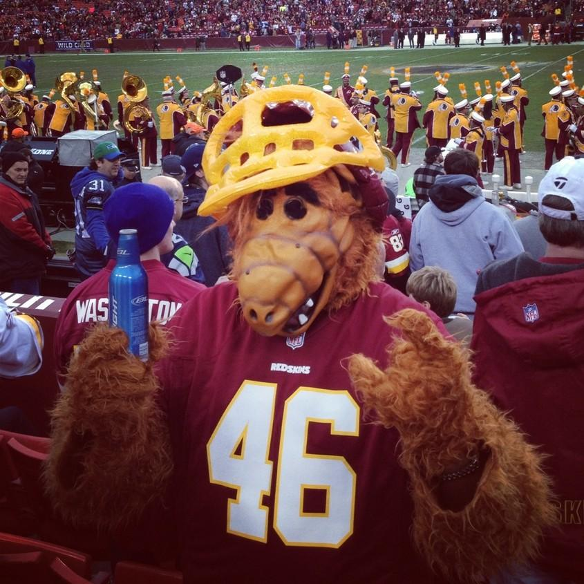 even alf couldn�t save rgiii and the redskins� lobshots