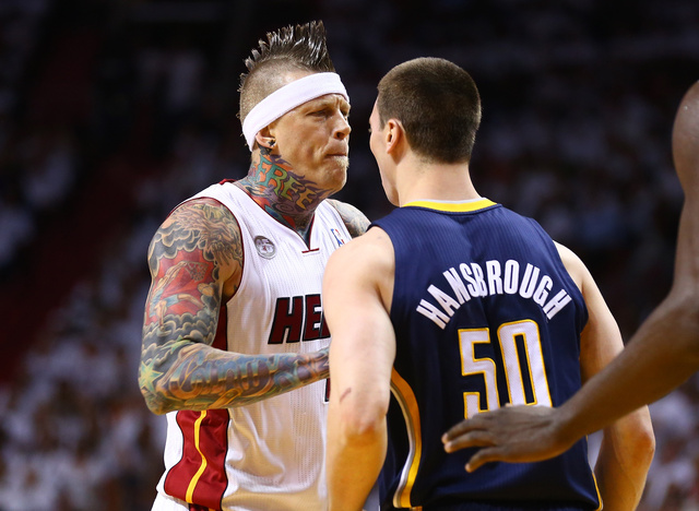 Indiana Pacers v Miami Heat - Game Five