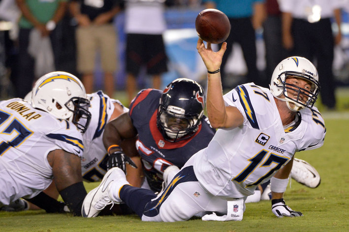 NFL: Houston Texans at San Diego Chargers