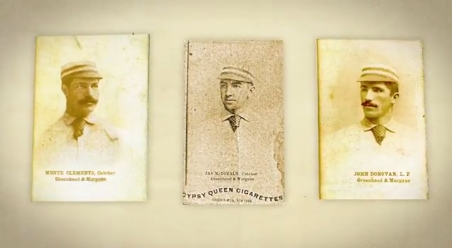 125-Year-Old Baseball Cards No One Knew Existed