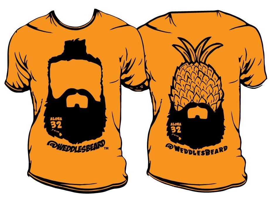 beard pineapple