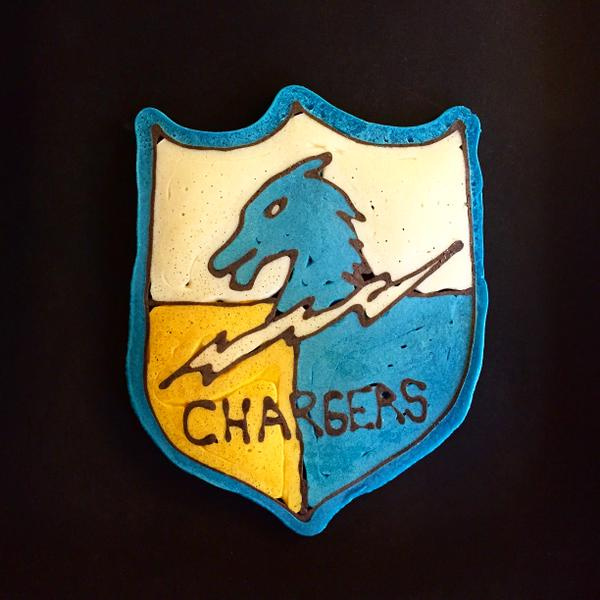 chargers-pancake